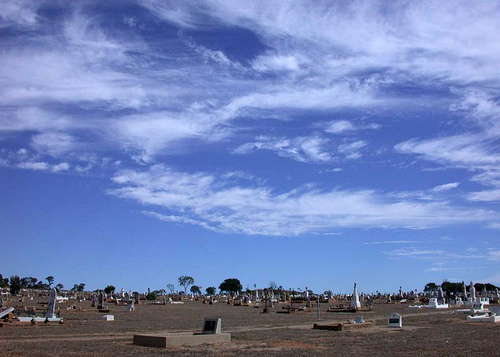 charters towers cemetery