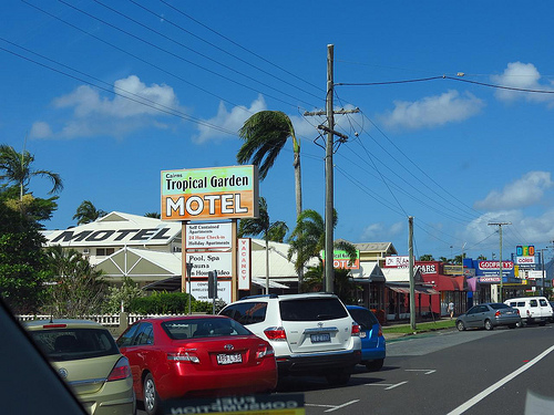 accommodation south cairns