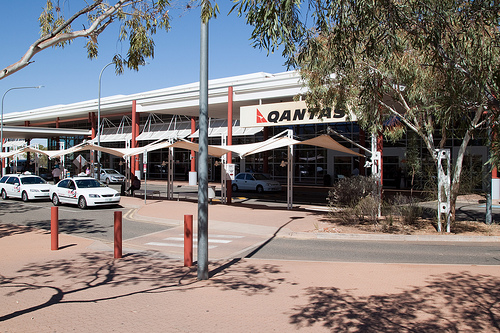 alice springs airport