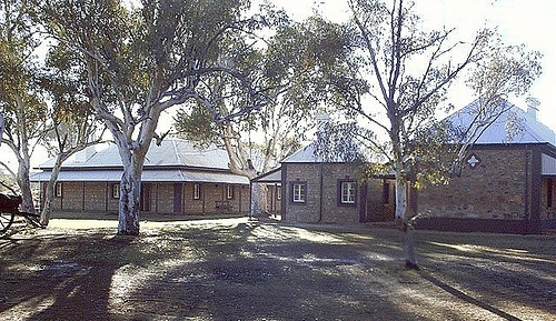 alice springs tegegraph station