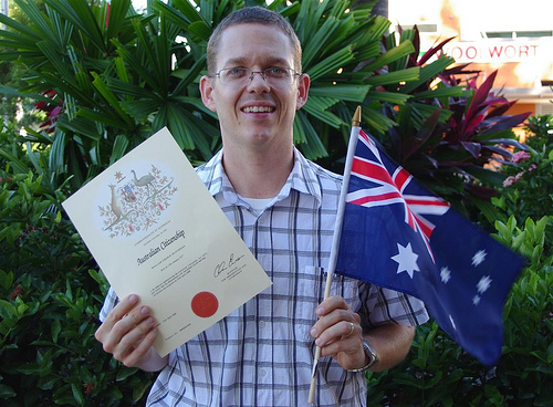 australian citizenship pledge