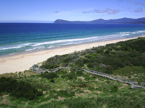 bruny island neck
