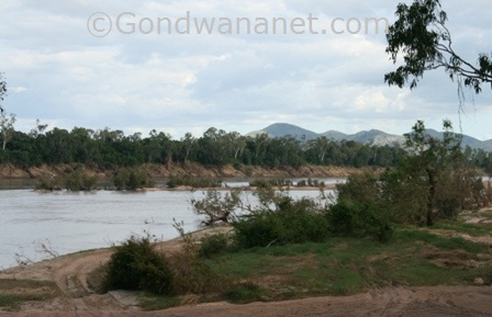 burdekin river near ayr