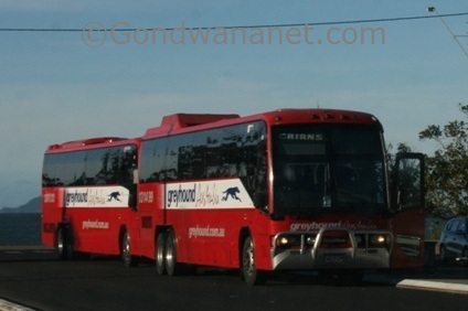 bus travel australia
