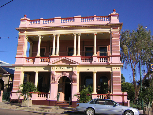 charters towers city hall