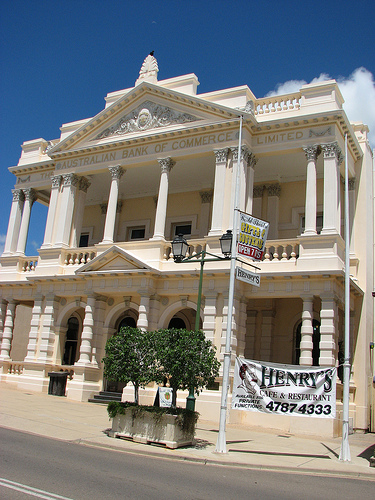 charters towers heritage buildings