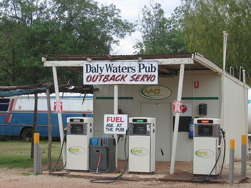 daly waters outback servo