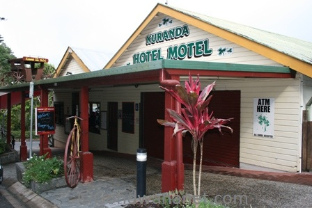 kuranda accommodation