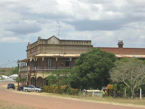 imperial hotel ravenswood