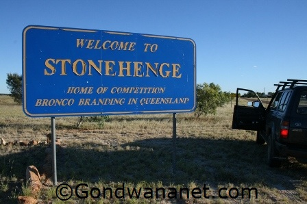 stonehenge queensland