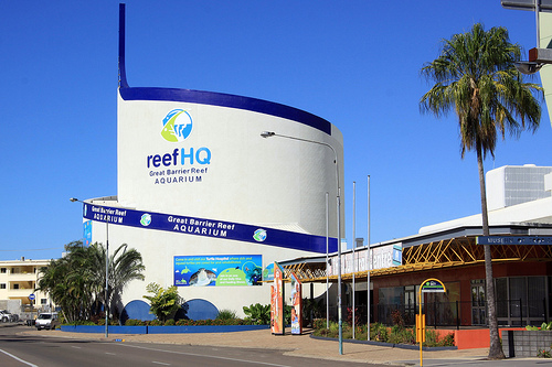 townsville reef headquarters