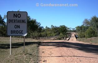 funny road sign