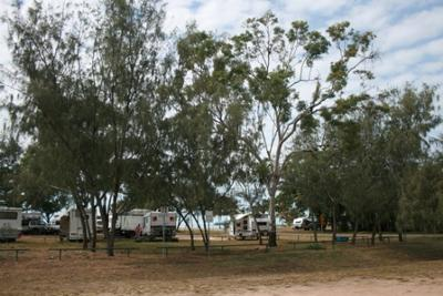 Balgal Beach Campground