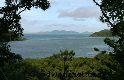 off the beaten track in whitsundays