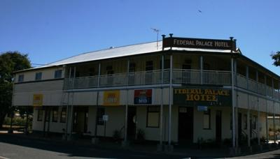 Federal Palace Hotel, Richmond