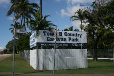 Town and Country Caravan Park, Townsville, Queensland